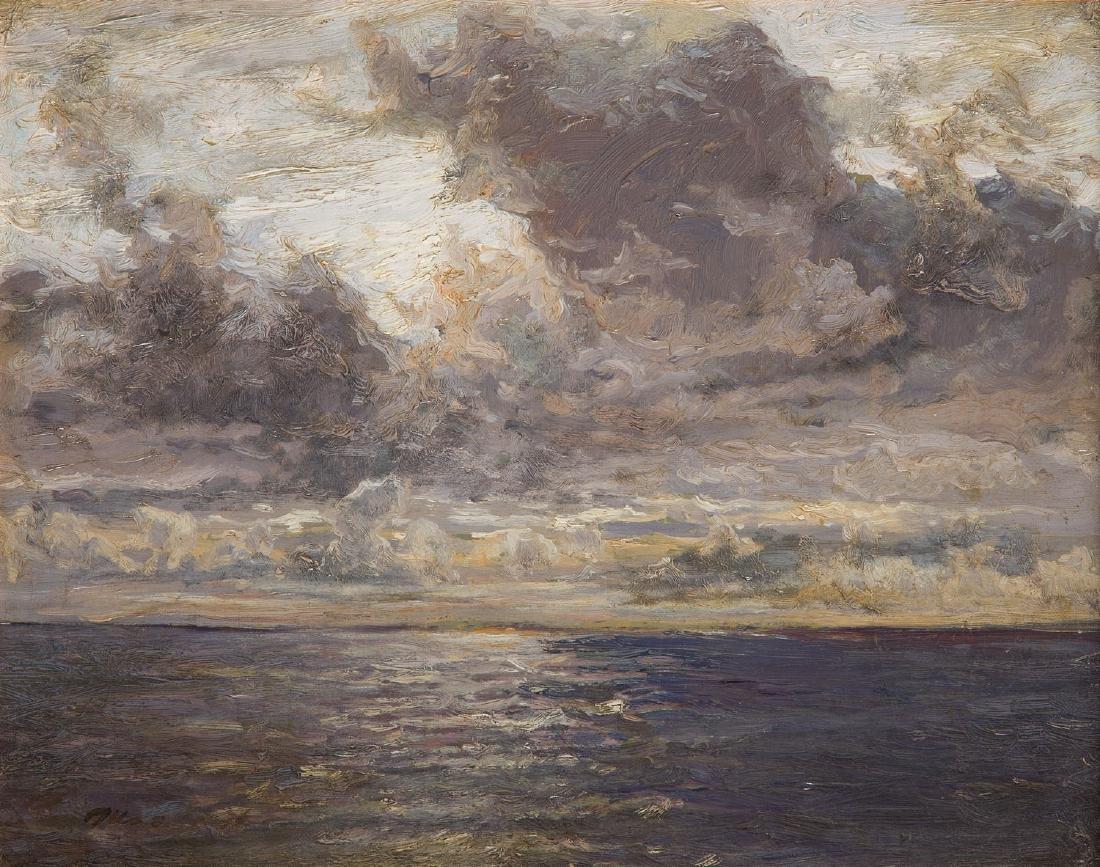 Unknown Artist (20th Century) Sunset
