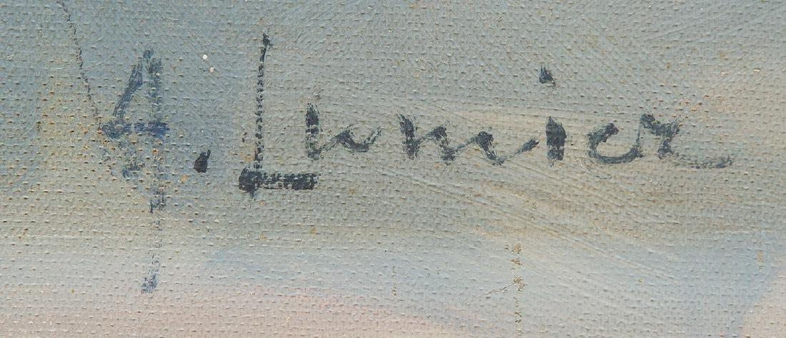 A. Lumicz Winter landscape - 2