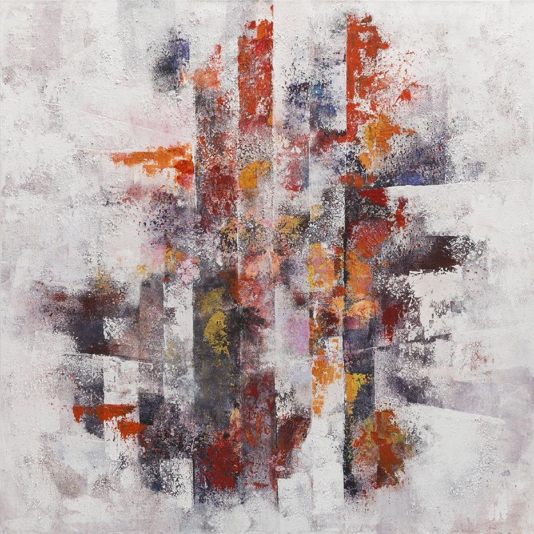 Maria Szeszula (b. 1986) Composition nr 15, 2017