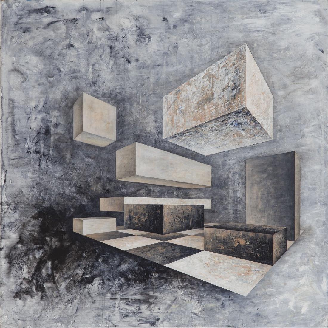Iwona Gabrys (b. 1988) Composition nr 12, 2017