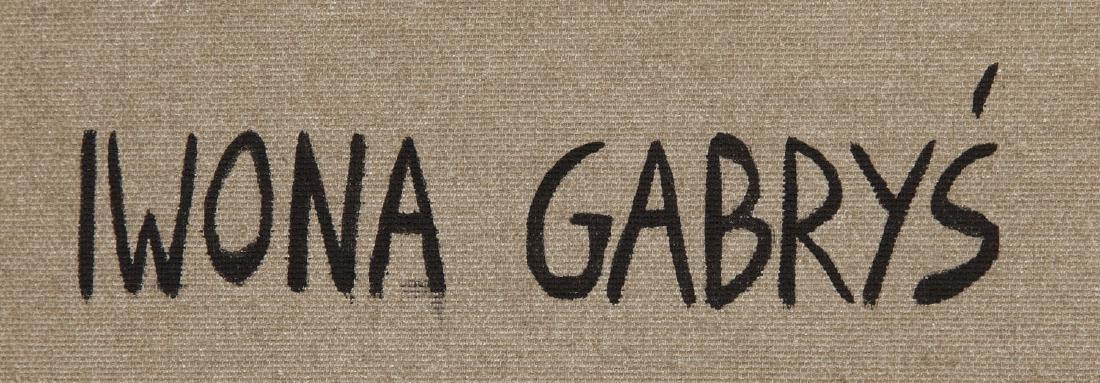 Iwona Gabrys (b. 1988) Composition nr 12, 2017 - 2