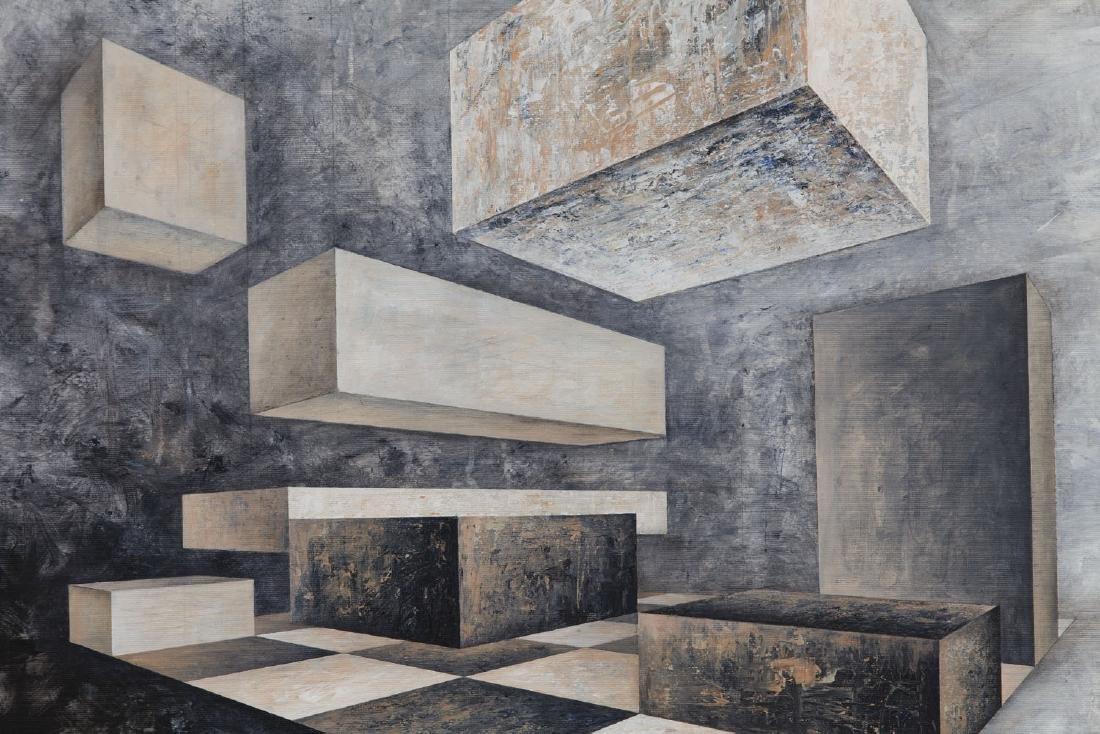 Iwona Gabrys (b. 1988) Composition nr 12, 2017 - 4