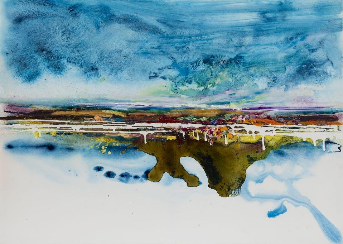 Joanna Szostak (b. 1984) Landscape 4 I 18, 2018