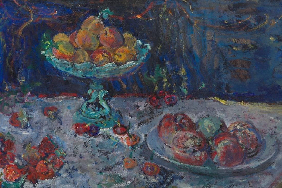 Constantin Terechkovitch (1902 - 1978) Fruit still life - 4