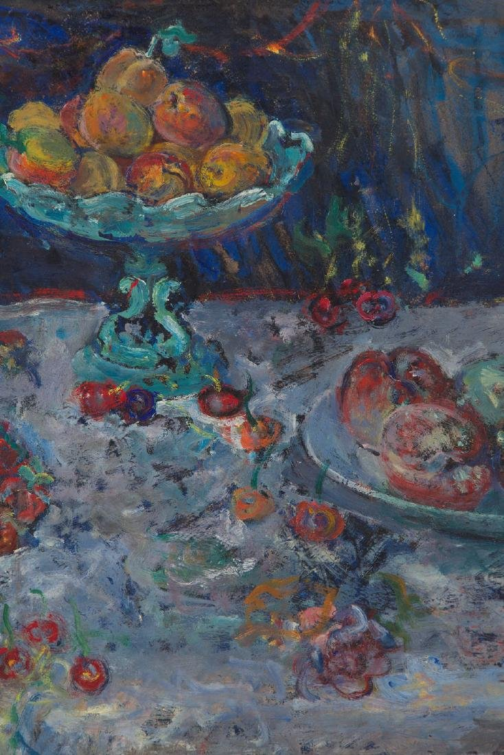 Constantin Terechkovitch (1902 - 1978) Fruit still life - 5