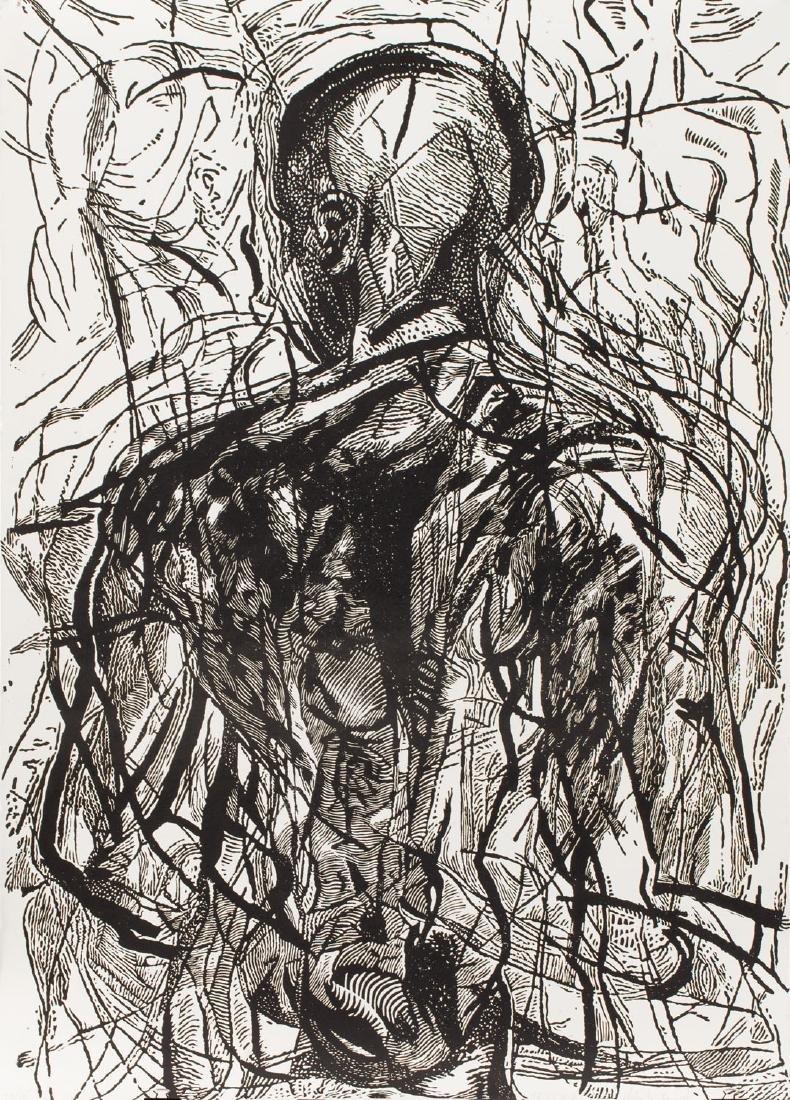 "Marta Bozyk (b. 1973) ""Beck B"", 2002"