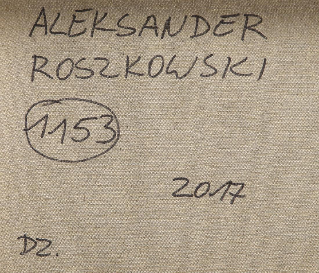 Aleksander Roszkowski (b. 1961) Untitled, 2017 - 3