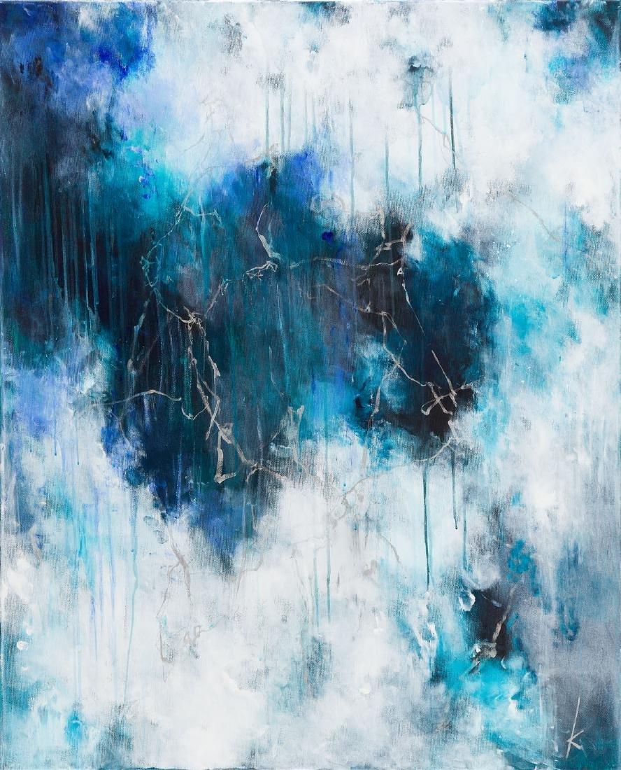 Lia Kimura (b. 1992) Illusion, 2018