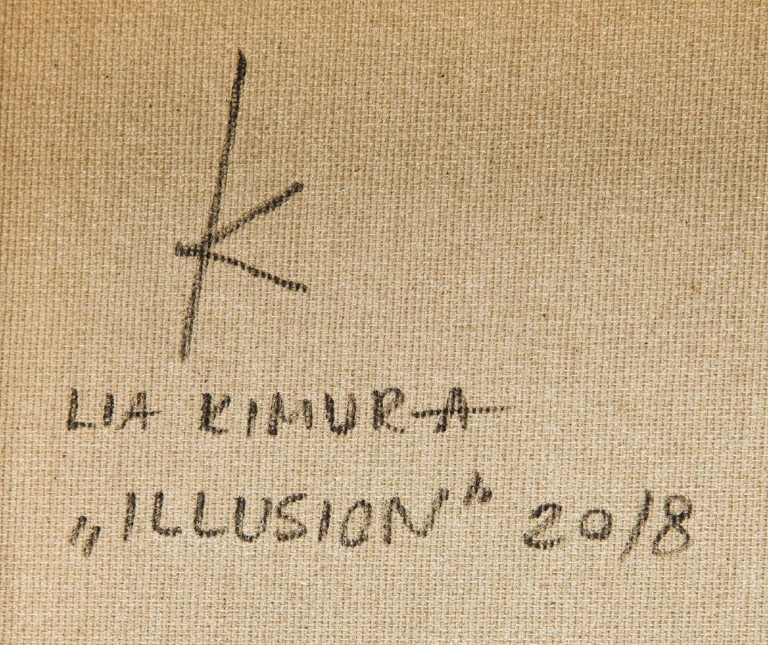Lia Kimura (b. 1992) Illusion, 2018 - 3