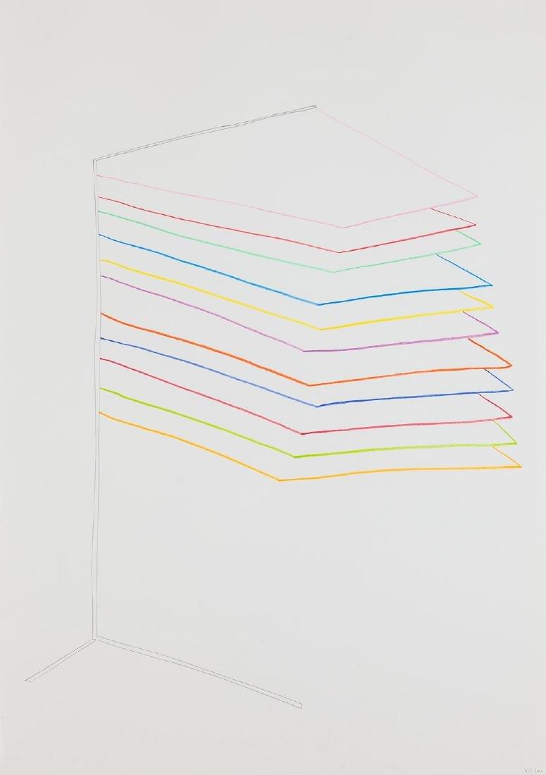 """Alicja Bielawska (b. 1980) From the series """"Drawing is"""