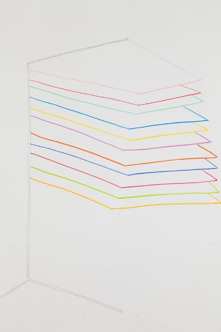"""Alicja Bielawska (b. 1980) From the series """"Drawing is - 3"""