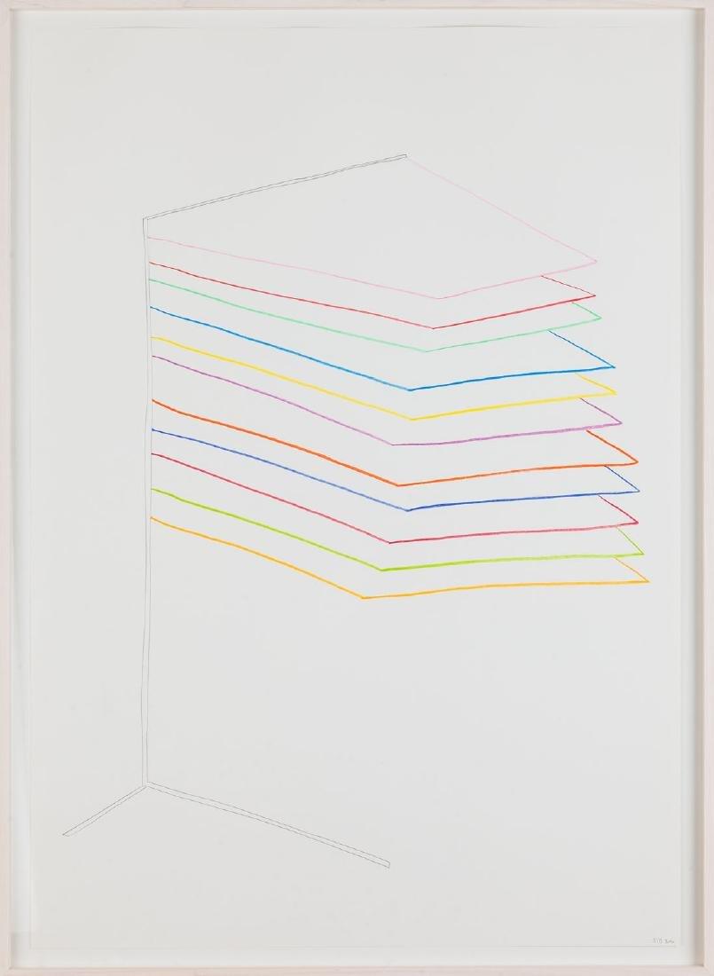 """Alicja Bielawska (b. 1980) From the series """"Drawing is - 5"""