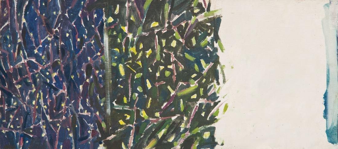 Leon Tarasewicz (b. 1957) Field