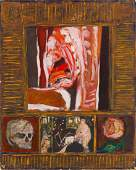 "Tadeusz Dominik (1928 - 2014) ""Composition in a Stylish"