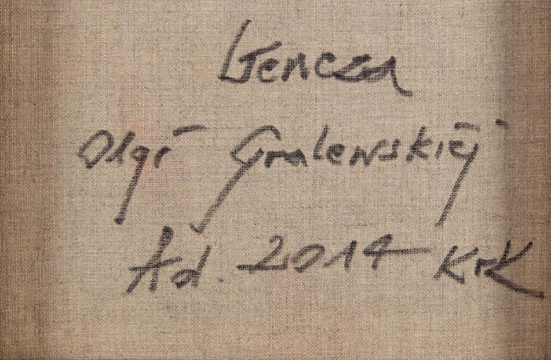 Olga Gralewska (b. 1989) Genesis, 2014 - 3