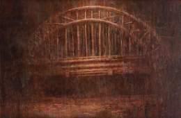 Lukasz Banach / Norman Leto (b. 1980) Railway bridge