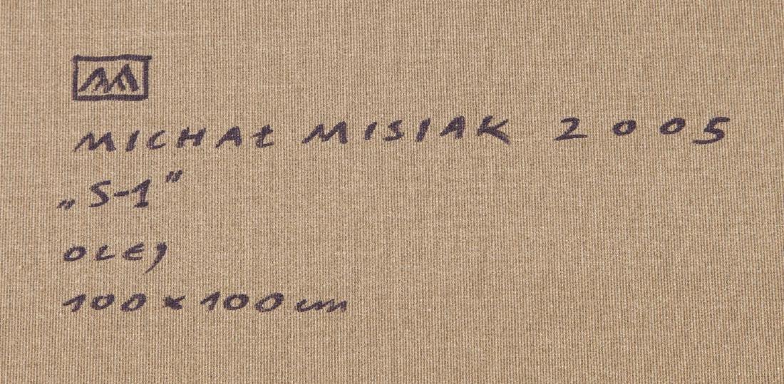 "Michal Misiak (b. 1973) ""S1"", 2005 - 2"