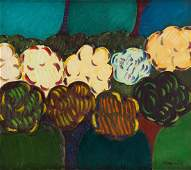 "Tadeusz Dominik (1928-2014) ""Flowers"", 1994"