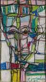 Eugeniusz Gerlach (b. 1941) Untitled, 1991