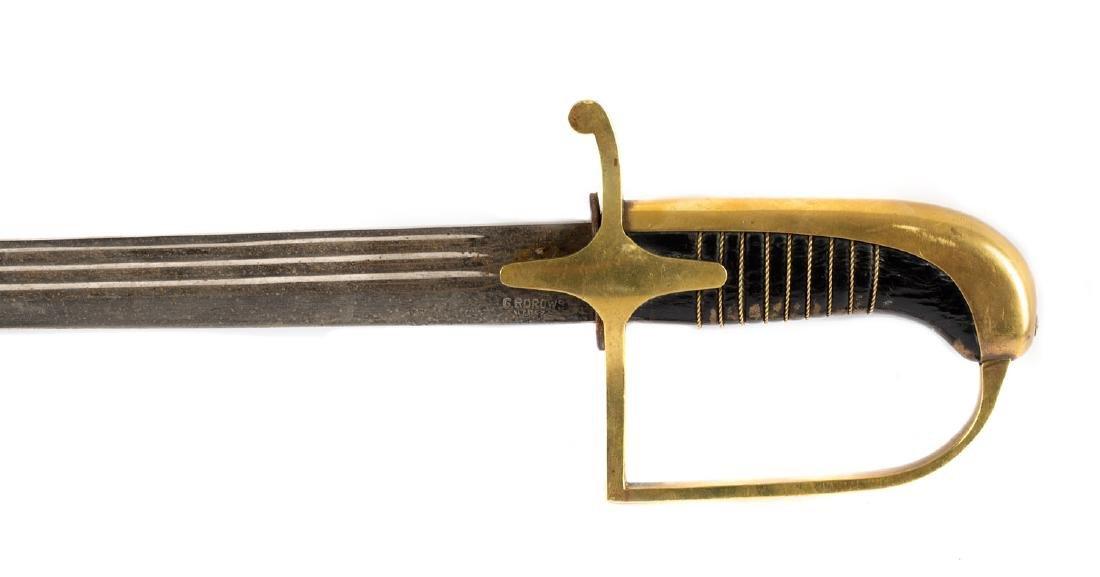 Saber model 1921/22, interwar period, Gabriel Borowski, - 4