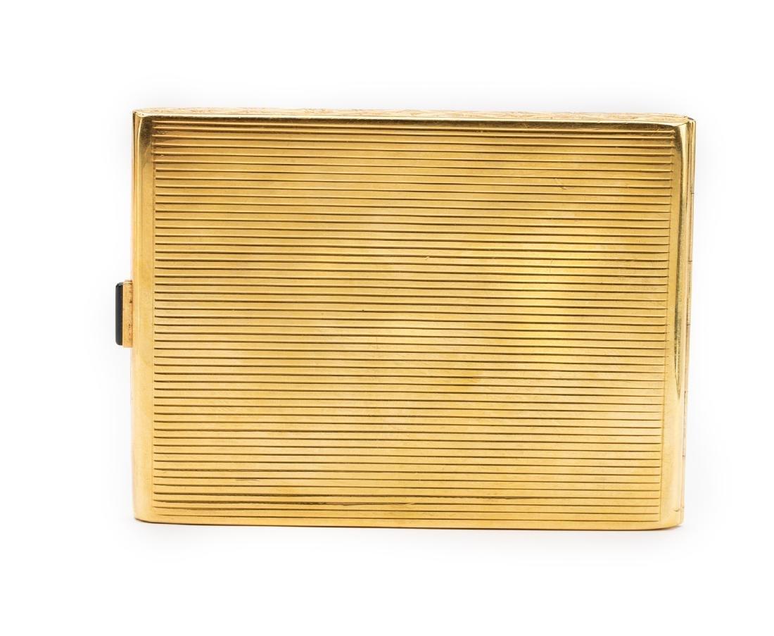 Cigarette case; Krupski & Matulewicz, Interwar period - 4