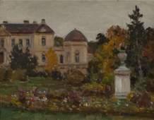 Czeslaw Znamierowski 18901977 Palace of the