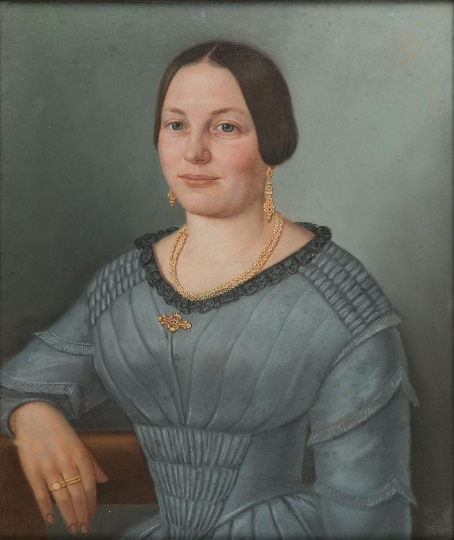 Unknown Artist 2nd half of the 19th century, Portrait