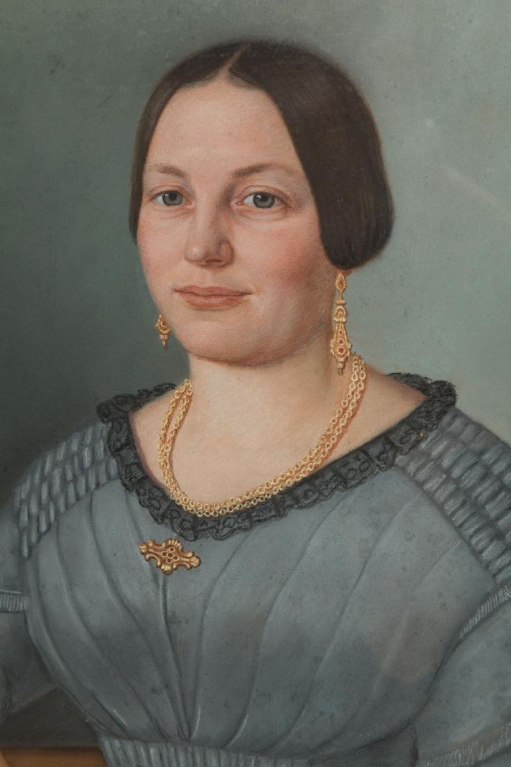 Unknown Artist 2nd half of the 19th century, Portrait - 3