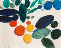 "Tadeusz Dominik (1928 - 2014), ""Fruit"", 1977"
