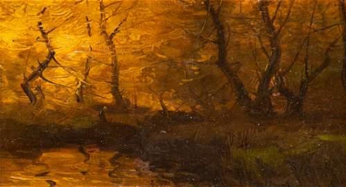 Roman Kazimierz Kochanowski (1857 - 1945), Autumn