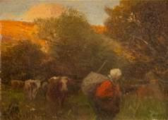 Roman Kazimierz Kochanowski (1857 - 1945), In the