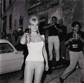 Aldo Durazzi (1925 - 1990) Brigitte Bardot, 1961/2020,