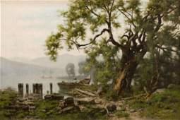 Wladyslaw Malecki (1836 - 1900), Starnberger See