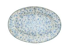 Serving plate, Faience, Porcelain and Stoneware Factory