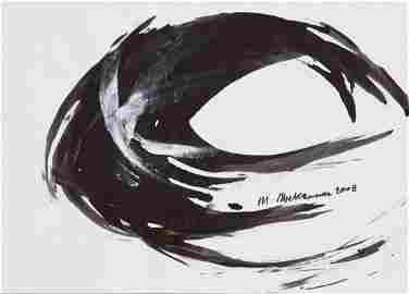 Magdalena Abakanowicz (1930 - 2017) Untitled (Bird),