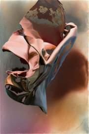 Aleksandra Staniorowska, Iris, 2020, oil/canvas,  150 x