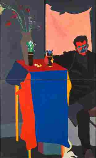 "Jan Dobkowski (b. 1942) ""Benia"", 1967"