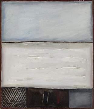 "Stanislaw Fijalkowski (1922 - 2020) ""5 I 63"", 1963"