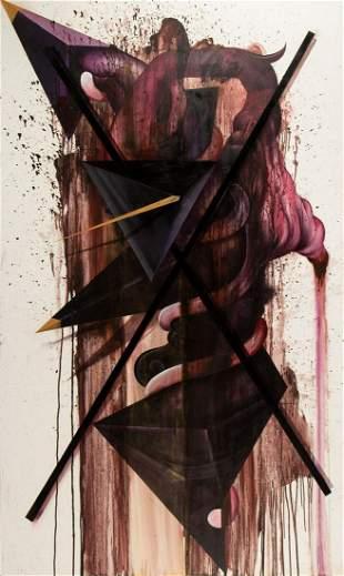 Piotr Janas (b. 1970) Untitled, 2012