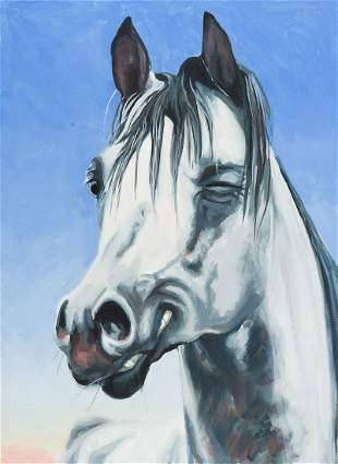 Zbigniew Rogalski (b. 1974) Horse (calendar series),