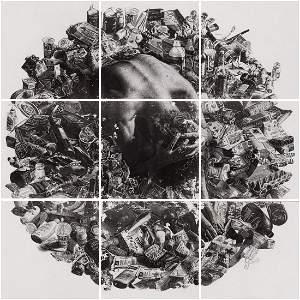 "Jola Kudela \ Yola (b. 1970) ""The planet of abundance"""