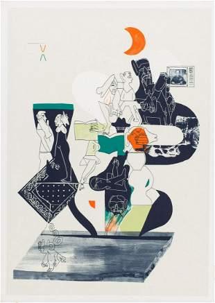 "Slawek Czajkowski / Zbiok (b. 1982) ""It's calm"", 2011"