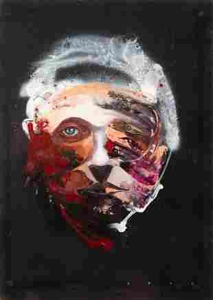 "Michal Wrega (b. 1982) ""Role Model III"", 2016"