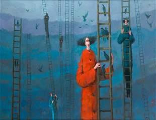 Waldemar Jerzy Marszalek (b. 1960) Untitled, 2002