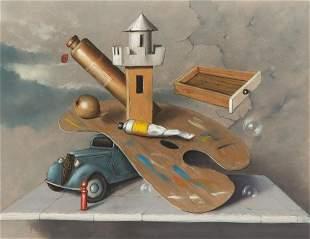Borys Michalik (1969 - 2019) Untitled, 2018