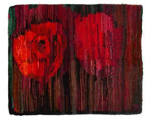 """Zofia Butrymowicz (1904 - 1987), """"Bouquets"""", 1963,"""