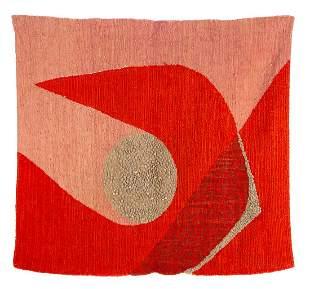 "Monika Piwowarska (1914 - 2006), ""Red tapestry"","