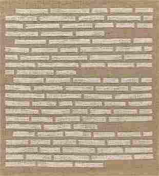 Antoni Starczewski (1924 - 2000), Deleted texts, 1980s,