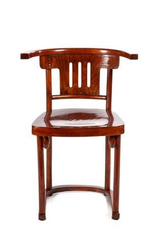 Josef Hoffmann Chair, beginning of the 20th Century,