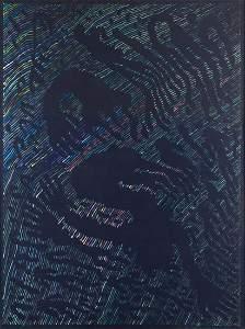"Jan Dobkowski (b. 1942) ""Icarus"", 1986"